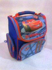Ранец ( рюкзак ) школьный ,  ортопедический ,  каркасный Cars (Тачки)