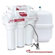 Система обратного осмоса Filter1 RO 5-36 .Монтаж, тех.обсл., анализ воды