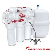 Система обратного осмоса Filter1 RO 6-36M.Монтаж, тех.обсл., анализ воды