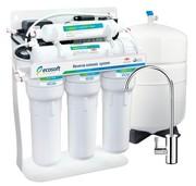 Система обратного осмоса Ecosoft 5-75P.Монтаж,  тех.обсл., анализ воды