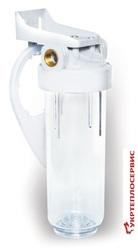Колба фильтра механической очистки Filter1 FPV-34 Делаем монтаж,  тех.о
