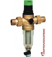 HONEYWELL FK06 3/4AA с регулятором давления - сетчатый фильтр механиче