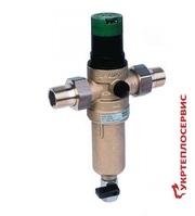 . HONEYWELL FK06 1/2AAM с регулятором давления - сетчатый фильтр механ