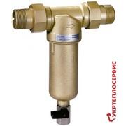 HONEYWELL FF06 1/2AAM - сетчатый фильтр механической очистки. Монтаж,