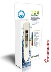 Портативный TDS-meter Ecosoft. . Монтаж,  техническое обслужывания.