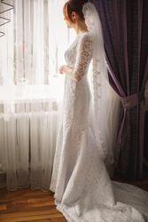 Продам свадебное платье (возможен торг)
