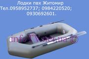 Продажа надувной лодки пвх Скиф