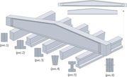 Бетон Железобетонные изделия плиты сваи колонны фундаментные стаканы