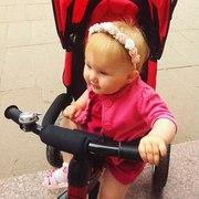 Детский Трехкoлеcный Велoсипeд на надувных колесах