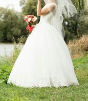 Продам свадедное платье