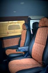 Сиденья диваны в микроавтобус бус,  поворотне сиденья сидушки в бус