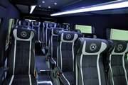 Переоборудование авто (микроавтобуса) в пассажирский,  специальный