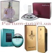 Елитная парфюмерия,  косметика,  духи