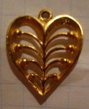 Кулончики из серебра и золота