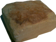 Брущатка пилено окатанная, песчаник Ямпольский