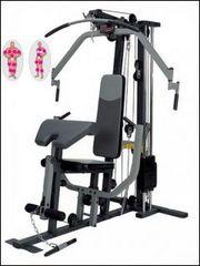 Фитнес станция (спец.система нагрузки до 90 кг) HG - HG 2006